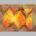 Fall Colors Leaves Pattern Mini Canvas 6  x 4  6  x 4  x 0.875  Stretched Canvas