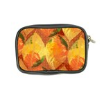 Fall Colors Leaves Pattern Coin Purse Back