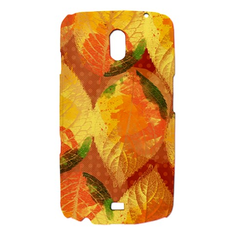 Fall Colors Leaves Pattern Samsung Galaxy Nexus i9250 Hardshell Case