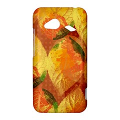 Fall Colors Leaves Pattern HTC Droid Incredible 4G LTE Hardshell Case