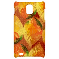 Fall Colors Leaves Pattern Samsung Infuse 4G Hardshell Case