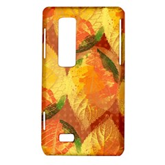 Fall Colors Leaves Pattern LG Optimus Thrill 4G P925
