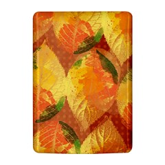 Fall Colors Leaves Pattern Kindle 4