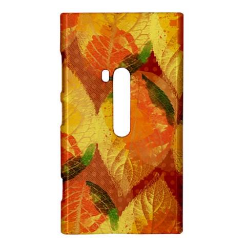 Fall Colors Leaves Pattern Nokia Lumia 920