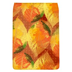Fall Colors Leaves Pattern Flap Covers (s)