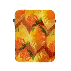 Fall Colors Leaves Pattern Apple iPad 2/3/4 Protective Soft Cases