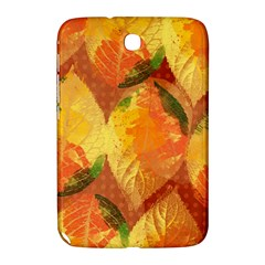 Fall Colors Leaves Pattern Samsung Galaxy Note 8.0 N5100 Hardshell Case