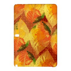 Fall Colors Leaves Pattern Samsung Galaxy Tab Pro 10.1 Hardshell Case