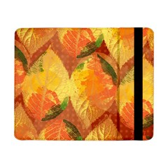 Fall Colors Leaves Pattern Samsung Galaxy Tab Pro 8 4  Flip Case