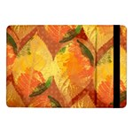 Fall Colors Leaves Pattern Samsung Galaxy Tab Pro 10.1  Flip Case Front