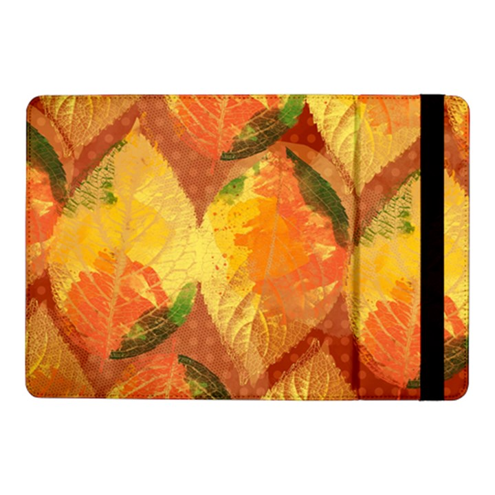 Fall Colors Leaves Pattern Samsung Galaxy Tab Pro 10.1  Flip Case