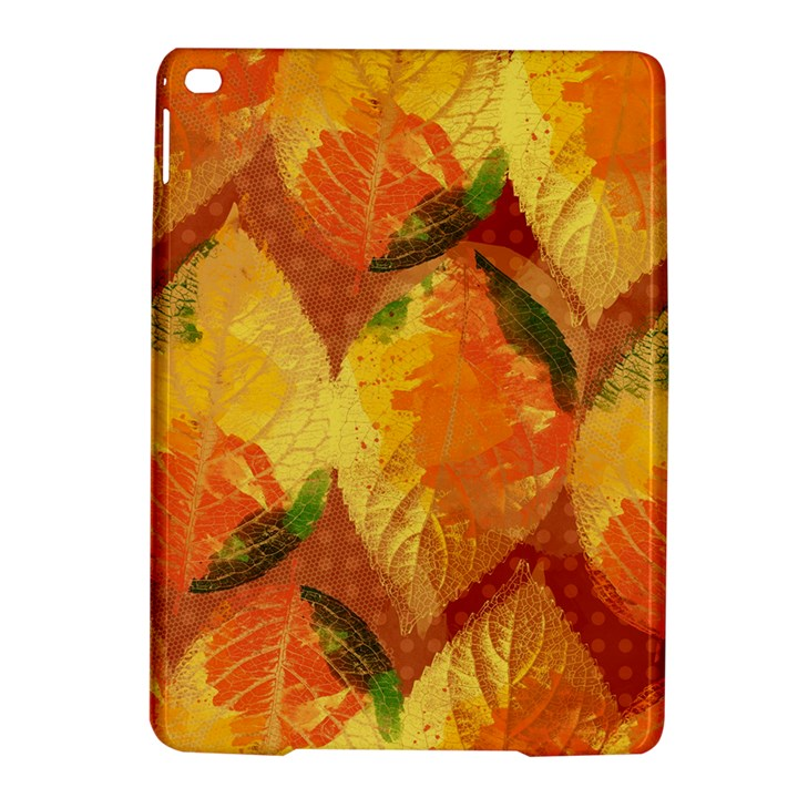 Fall Colors Leaves Pattern iPad Air 2 Hardshell Cases