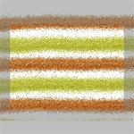 Metallic Gold Glitter Stripes Deluxe Canvas 16  x 12   16  x 12  x 1.5  Stretched Canvas