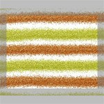 Metallic Gold Glitter Stripes Deluxe Canvas 20  x 16   20  x 16  x 1.5  Stretched Canvas
