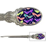 Colorful High Heels Pattern Letter Openers Front