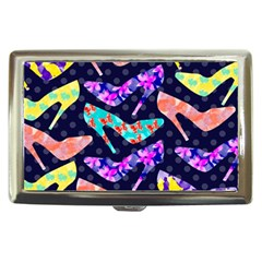 Colorful High Heels Pattern Cigarette Money Cases