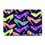 Colorful High Heels Pattern Small Doormat  24 x16 Door Mat - 1