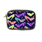 Colorful High Heels Pattern Coin Purse Front