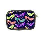 Colorful High Heels Pattern Coin Purse Back
