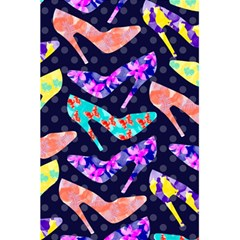Colorful High Heels Pattern 5 5  X 8 5  Notebooks