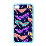Colorful High Heels Pattern Apple iPhone 4 Case (Color) Front