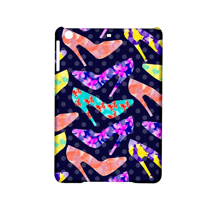 Colorful High Heels Pattern iPad Mini 2 Hardshell Cases