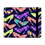 Colorful High Heels Pattern Samsung Galaxy Tab Pro 8.4  Flip Case Front