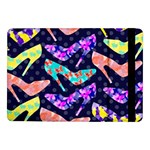 Colorful High Heels Pattern Samsung Galaxy Tab Pro 10.1  Flip Case Front