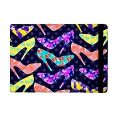 Colorful High Heels Pattern iPad Mini 2 Flip Cases