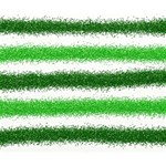 Metallic Green Glitter Stripes Deluxe Canvas 14  x 11  14  x 11  x 1.5  Stretched Canvas