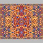 Oriental Watercolor Ornaments Kaleidoscope Mosaic Canvas 20  x 16  20  x 16  x 0.875  Stretched Canvas