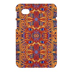 Oriental Watercolor Ornaments Kaleidoscope Mosaic Samsung Galaxy Tab 7  P1000 Hardshell Case