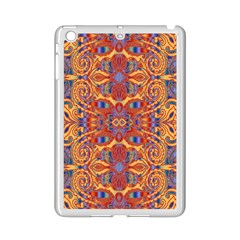 Oriental Watercolor Ornaments Kaleidoscope Mosaic Ipad Mini 2 Enamel Coated Cases