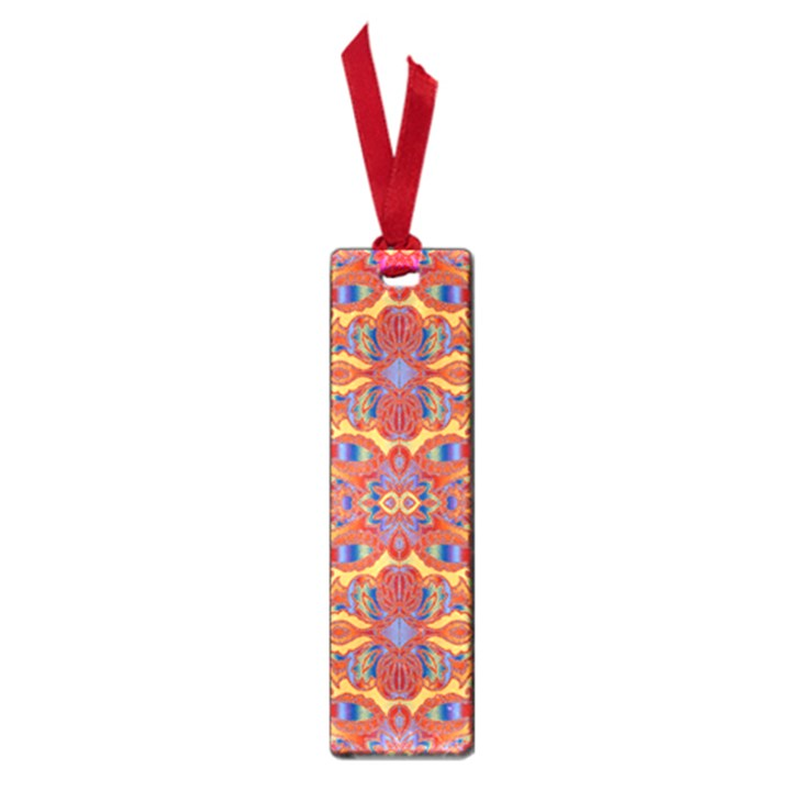 Oriental Watercolor Ornaments Kaleidoscope Mosaic Small Book Marks
