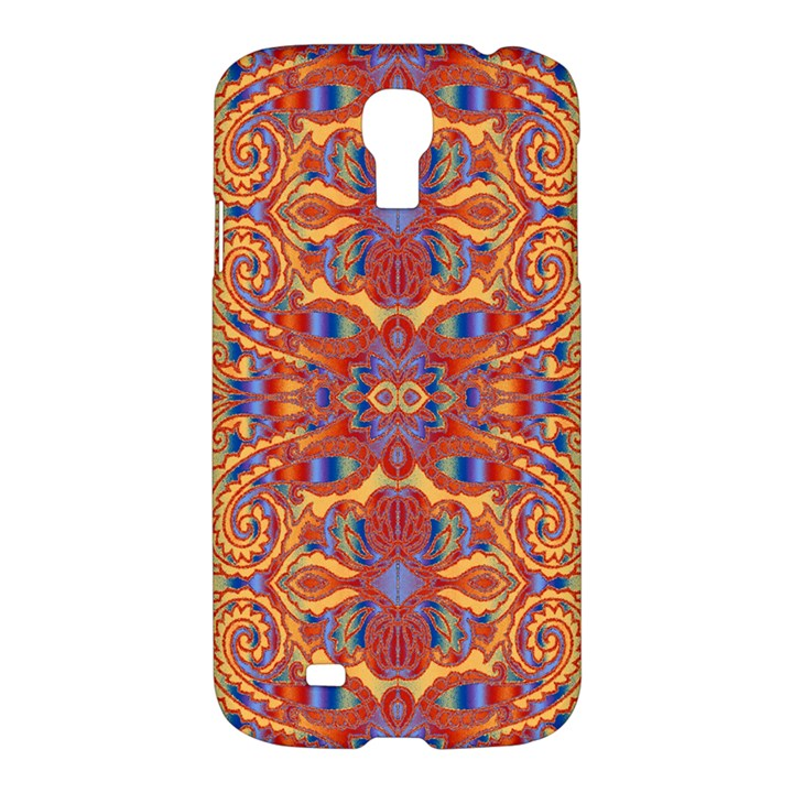 Oriental Watercolor Ornaments Kaleidoscope Mosaic Samsung Galaxy S4 I9500/I9505 Hardshell Case