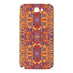 Oriental Watercolor Ornaments Kaleidoscope Mosaic Samsung Note 2 N7100 Hardshell Back Case Front