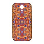 Oriental Watercolor Ornaments Kaleidoscope Mosaic Samsung Galaxy S4 I9500/I9505  Hardshell Back Case Front