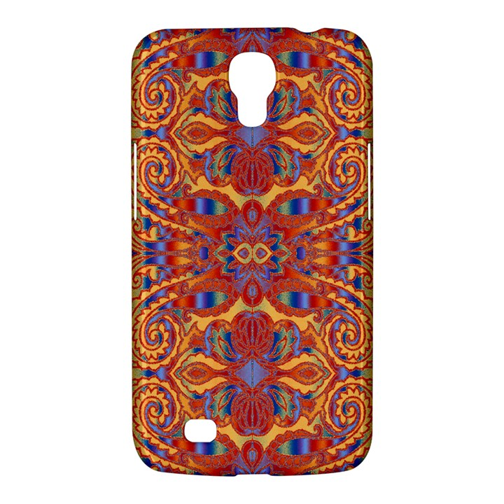 Oriental Watercolor Ornaments Kaleidoscope Mosaic Samsung Galaxy Mega 6.3  I9200 Hardshell Case