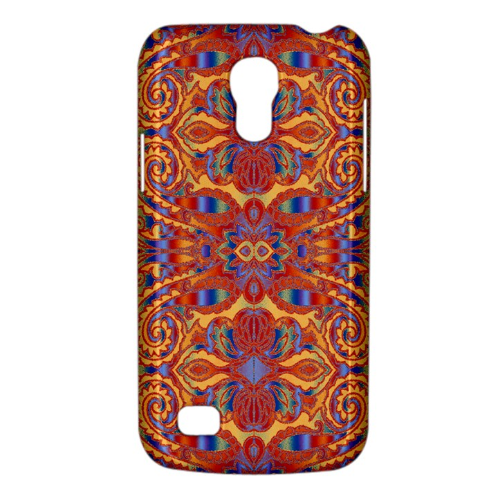 Oriental Watercolor Ornaments Kaleidoscope Mosaic Galaxy S4 Mini