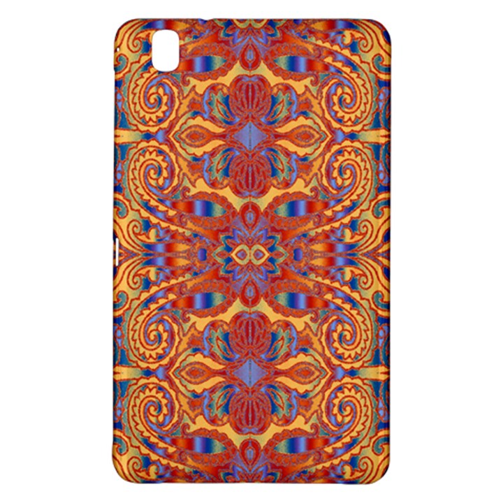 Oriental Watercolor Ornaments Kaleidoscope Mosaic Samsung Galaxy Tab Pro 8.4 Hardshell Case