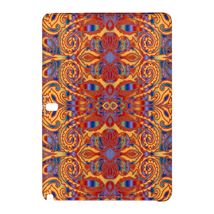 Oriental Watercolor Ornaments Kaleidoscope Mosaic Samsung Galaxy Tab Pro 12.2 Hardshell Case