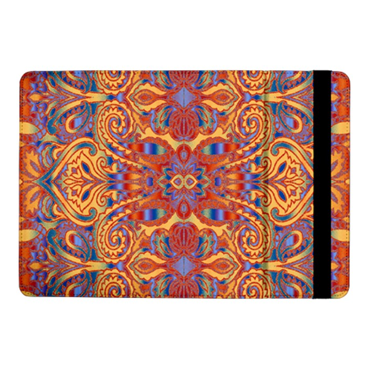 Oriental Watercolor Ornaments Kaleidoscope Mosaic Samsung Galaxy Tab Pro 10.1  Flip Case