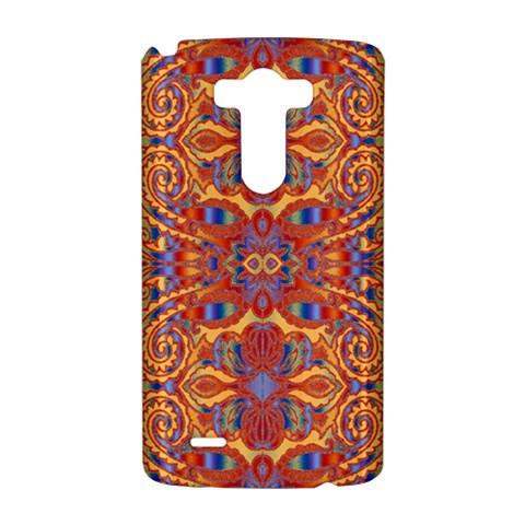 Oriental Watercolor Ornaments Kaleidoscope Mosaic LG G3 Hardshell Case