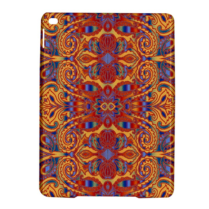 Oriental Watercolor Ornaments Kaleidoscope Mosaic iPad Air 2 Hardshell Cases