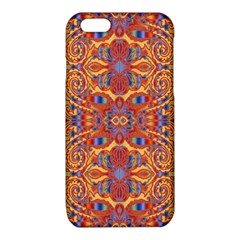 Oriental Watercolor Ornaments Kaleidoscope Mosaic iPhone 6/6S TPU Case