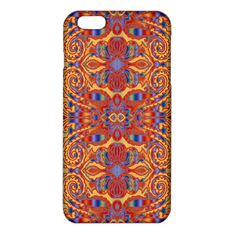Oriental Watercolor Ornaments Kaleidoscope Mosaic iPhone 6 Plus/6S Plus TPU Case