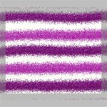 Metallic Pink Glitter Stripes Deluxe Canvas 24  x 20   24  x 20  x 1.5  Stretched Canvas