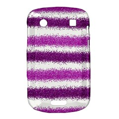 Metallic Pink Glitter Stripes Bold Touch 9900 9930