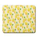 Pattern Template Lemons Yellow Large Mousepads Front