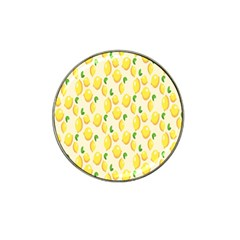 Pattern Template Lemons Yellow Hat Clip Ball Marker (4 pack)